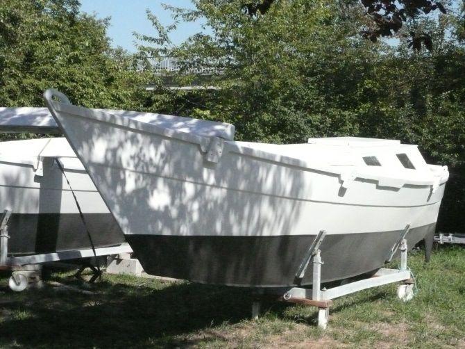 Sindbad – Catamaran Wharram